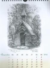 Kalender 2012/13 Blätter Winand Mausbach / Stommeln Bad Neuenahr-Ahrweiler TOP!
