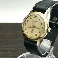 Vintage START Collectible 2MCHZ USSR Rare Casual Watch Custom Mechanical Pobeda