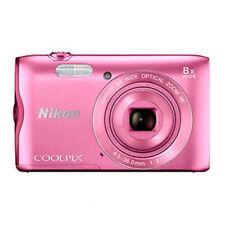 Camara fotos Nikon Coolpix A300 Rosa