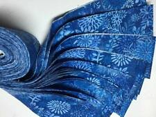 24  1 inch PreCut Quilting Fabric Jelly Roll StripsStrips#3028