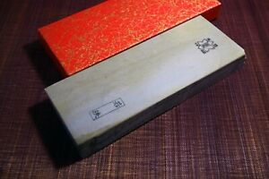 Natural Whetstone Wakasa Tamurayama Tomae 30' size 1191g from Fukui Pref. Japan
