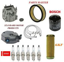 Tune Up Kit Filters Wire Plugs For GMC CABALLERO V6 3.8L; 229 Cid VIN (K) 80-84