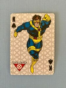 Marvel Xavier Institute for Higher Learning Cyclops King of Spades