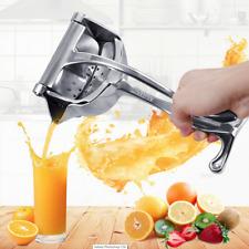 Juicer Fruit Manual Press Maker Extractor Machine Squeezer Citrus Orange Juicer