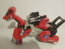 Brok The Brachiosaurus Switch & Go Dinos Transforming Vtech Dinosaur Toy Works