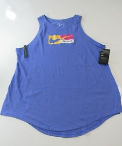 Nike Womens Just Do It Plus Size Tank Tops Nwt
