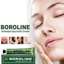 Boroline Antiseptic Ayurvedic Cream 20 gm for Smoothens Dry & Chapped Skin F