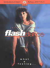 Flashdance (DVD, 2002) Jennifer Beals Flash Dance Widescreen