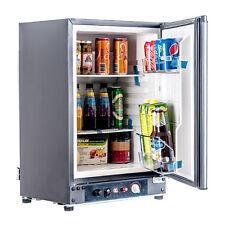 2.1 cu ft LP Gas Electric 3-Way 12V Refrigerator Mini refrigerator Fridge Dorm