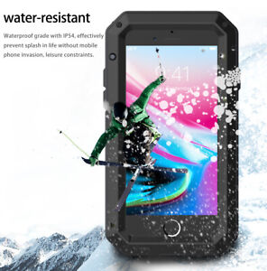 HEAVY DUTY TOUGH SHOCKPROOF ARMOUR CASE COVER FOR APPLE iPHONE 12 11 XR 8 7 6 5