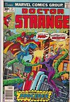 DOCTOR STRANGE#21 FN/VF 1977 MARVEL BRONZE AGE COMICS