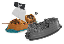 Pirate Ship Cake Pan by Nordic Ware Pro Cast Nonstick 10 Cup NEW