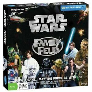 Family Feud - Star Wars Edition Board Game BNIB