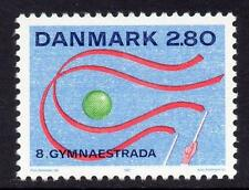 Denmark MNH 1987 8th Gymnaestrada in Herning
