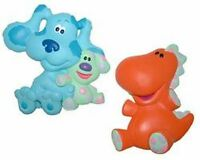 Blue's Clues and Roar Dinosaur Wall Art Room Decoration NEW