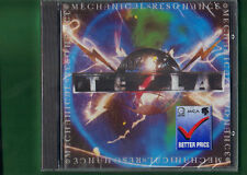 TESLA - MECHANICAL RESONANCE CD NUOVO SIGILLATO