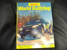 BUCH Rallye Rally World Rallying 1997 1998  Volume 20 Holmes Pirelli RAR Subaru