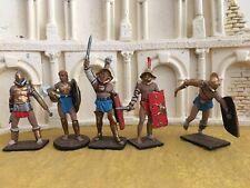 Gruppo di Gladiatori Romani