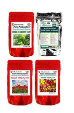58 Heirloom Non-GMO Vegetable Fruit Tomato Herb Seed Variety Packs Garden Lot