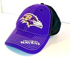 NFL Baltimore Ravens Fan Favorite Team Apparel  Adjustable Hat Cap Purple