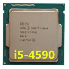Intel Core i5-4590 CPU Quad-Core 3.3GHz 6M 84W SR1QJ LGA 1150 Processors