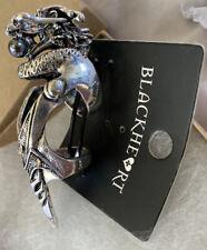Blackheart Dragon Full Finger Ring