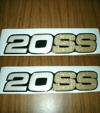20SS Decal (Extreme / Gold Series)