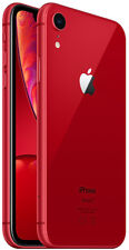 Apple iPhone XR 64GB ITALIA Red Rosso LTE NUOVO Originale Smartphone iOS
