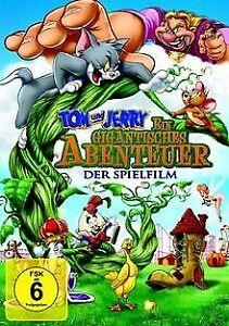 Tom und Jerry - Ein gigantisches Abenteuer   DVD   Zustand sehr gut