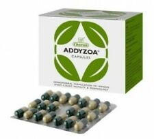 CHARAK ADDYZOA//INCREASES SPERM COUNT//20 CAPSULES//PURE HERBAL FREE SHIP