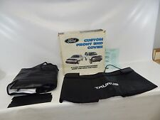 New OEM 1986-1988 Ford Taurus Front End Bra Cover Custom Two Piece