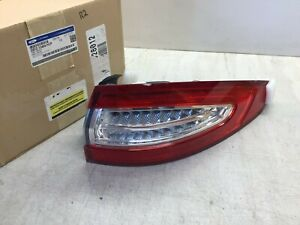 2013-2016 Ford Fusion OEM Passenger Side Tail Lamp Assembly DS7Z-13404-HCP
