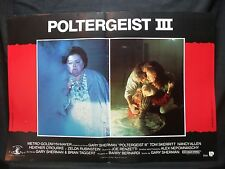 FOTOBUSTA CINEMA - POLTERGEIST III - G. SHERMAN - 1988 - HORROR - 03