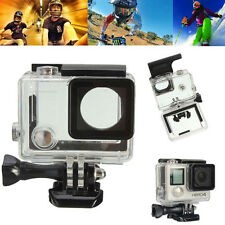 Underwater Waterproof Dive Housing Case Transparent for GoPro Hero 3/3+/4 Camera