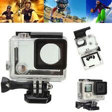 Underwater Housing Case Waterproof Protective Cover For Gopro Hero 3 / 4 Camera