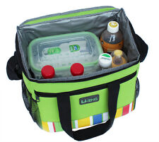 13.75Large Capacity Fully Insulated Picnic Lunch Bags Camping Drinks Cooler Bag