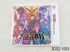 Daigyakuten Saiban 2 Great Ace Attorney Nintendo 3DS Japanese Import US Seller