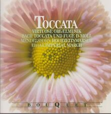 Toccata Virtuose Orgelmusik 1999 DECCA Telefunken CD Album