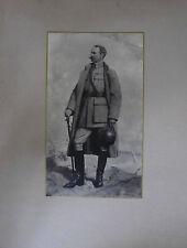Auguste Leroux - Portrait Joseph du Teil - tirage argentique - Bernes Marouteau