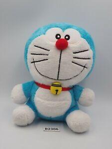 "Doraemon B2306 Bandai 2009 Plush Sekiguchi 6"" Stuffed Toy Doll Japan"