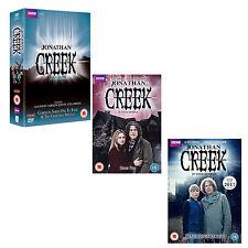 Jonathan Creek Complete Series 1, 2, 3, 4, 5 & Christmas Specials DVD Box Set