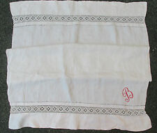 Towels Crochet/Knit Antique Linens