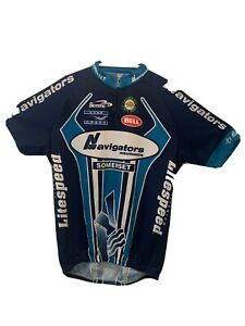 Mens Vintage Cycling Jersey