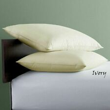 500TC 100%Cotton Oversize Pillow Case King Extra Large. Fits Even The Fluffiest