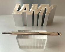 Lamy CP 1 Kugelschreiber Ballpoint Platinum Polished Silver Nip