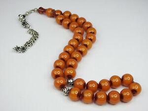 Faturan German Islamic Prayer 33 Beads Rosary Tasbeeh W13 * H12mm فاتوران الماني