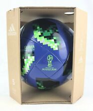 Adidas Telstar World Cup Blue 2018 Russia Official Match Soccer Ball Size 5