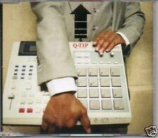 (136E) Q-Tip, Gettin' Up - DJ CD
