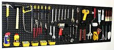Wallpeg 72 Wide Pegboard Kit Amp Peg Hooks Garage Storage Tools Eb24243b