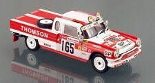 Peugeot 404 pick-up Paris-Dakar 1979 (474445) 1/43 Norev